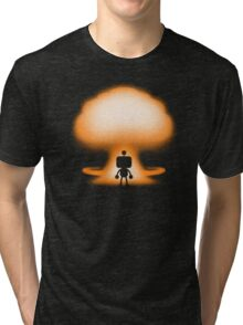THE BOMBER Tri-blend T-Shirt