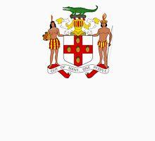 Coat of Arms Of Jamaica  Unisex T-Shirt
