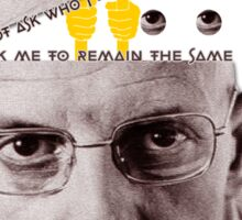 Michel Foucault Sticker