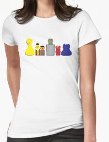 Sunny Day! Womens Fitted T-Shirt