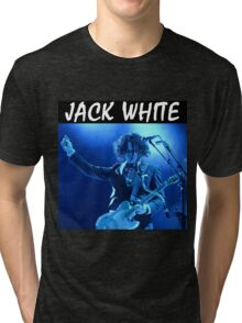 jack white concert Tri-blend T-Shirt