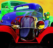 Deuce Coupe by scat53