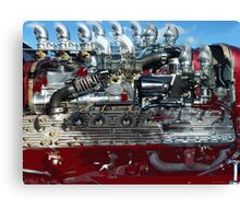 Speed Equipment Canvas Print