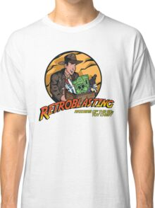 RetroBlasting Raiders of the 80s Toy Chest Classic T-Shirt
