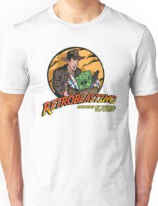 RetroBlasting Raiders of the 80s Toy Chest Unisex T-Shirt