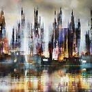 Urban Morning III by Stefano Popovski