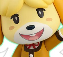 Nendoroid Isabelle (Winter) Sticker