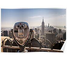 New York Lookout Poster