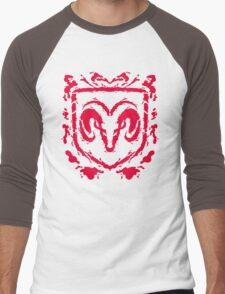 Ramblot (red) Men's Baseball ¾ T-Shirt