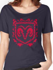 Ramblot (red) Women's Relaxed Fit T-Shirt