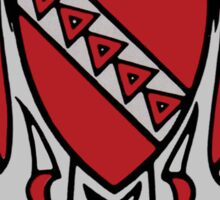 TKE - Coat of Arms Sticker