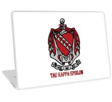TKE - Coat of Arms Laptop Skin