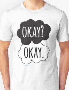 Okay? Okay Cloud Design T-Shirt