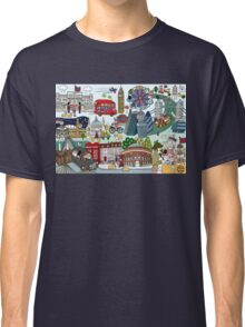Queen's London Day Out Classic T-Shirt