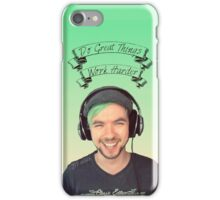 Jacksepticeye- Do Great Things iPhone Case/Skin