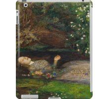 John Everett Millais - Ophelia.  iPad Case/Skin