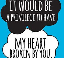 It Would be a Privilege by Alyssa  Clark