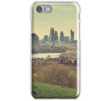 Greenwich Hill iPhone Case/Skin