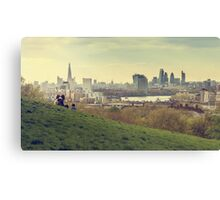Greenwich Hill Canvas Print