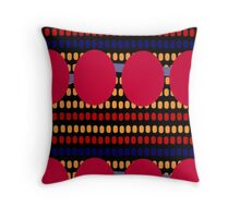 The Adventures Of Dot & The Giants Throw Pillow