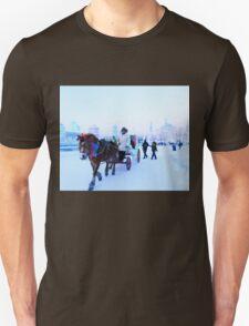 Harbin Ice Festival  Unisex T-Shirt