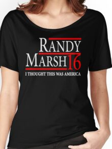 Marsh Park Randy South - South Park  Women's Relaxed Fit T-Shirt