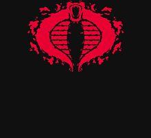 Cobrorschach  (red) Unisex T-Shirt