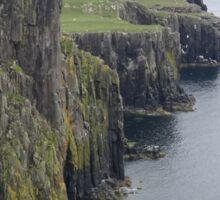Le phare de Neist Point en Écosse Sticker