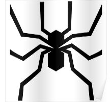 Foundation Spider Poster