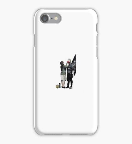 MGK Black Flag iPhone 5s/5 Case. [White] iPhone Case/Skin