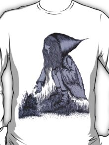 Hooded Girl T-Shirt