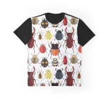 Cute Bugs Graphic T-Shirt