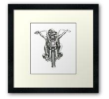 Eternal ride RH Framed Print