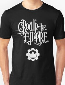 Crown the Empire - White T-Shirt