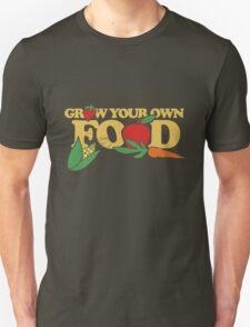 Grow your own food urban farming Unisex T-Shirt
