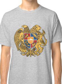Armenia Coats of Arms Classic T-Shirt