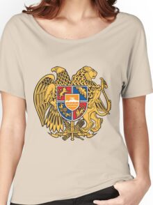Armenia Coats of Arms Women's Relaxed Fit T-Shirt