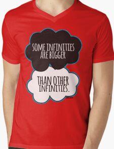 Some Infinities Mens V-Neck T-Shirt