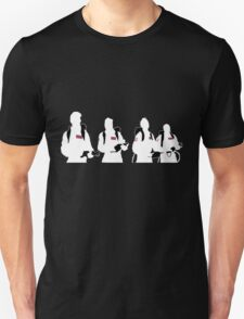 The Showdown (Dark version) Unisex T-Shirt