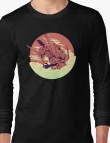 Unit 01 [Neon Genesis Evangelion] Long Sleeve T-Shirt