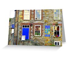An Irish Hostelry Greeting Card