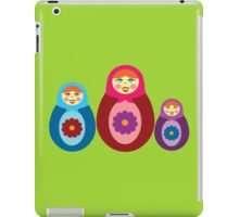Matryoshka Dolls iPad Case/Skin