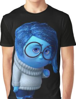 inside out sadness Graphic T-Shirt