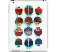 Multifaceted No.2 (Light, Time & Facade Series) iPad Case/Skin