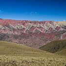 Hornocal Mountain Range by DianaC