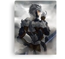 MGR Raiden Canvas Print