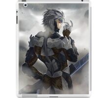MGR Raiden iPad Case/Skin