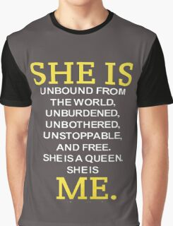 SHE IS... Graphic T-Shirt