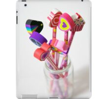 Fun in a Jar iPad Case/Skin