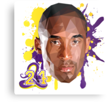 The Mamba Metal Print